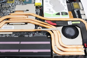 Loud fan noise even for a gaming laptop