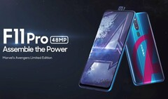 OPPO F11 Pro Marvel's Avengers Limited Edition (Source: OPPO Malaysia on YouTube)