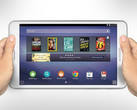 Samsung Galaxy Tab 4 NOOK Android tablet