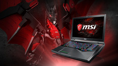 MSI launches GT75VR Titan gaming notebook in Europe for 2800 Euros