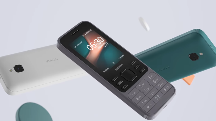 The Nokia 6300 4G. (Source: Nokia)