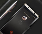 The M2017 by Gionee is a luxury phone for the discerning Chinese business person.
