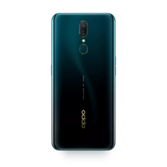 Mica Green color option (Source: OPPO)