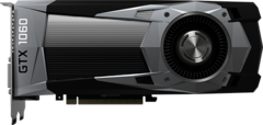 Nvidia's GeForce GTX 1060 is the most popular GPU among Steam users. (Source: Nvidia)