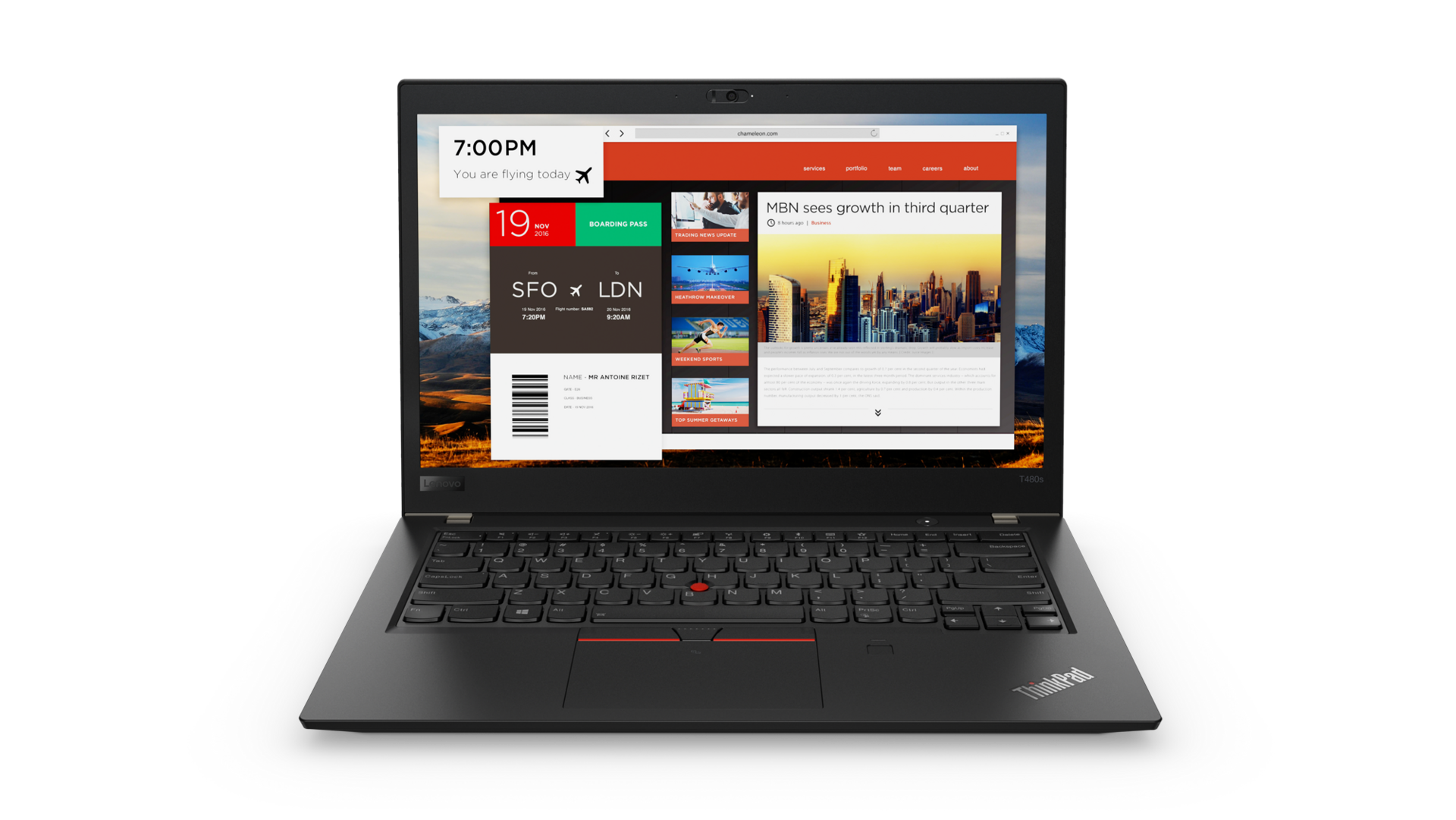 ThinkPad T480s ThinkPad T480 & ThinkPad T580 Quad Core CPUs and the GeForce