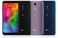 This device is likely based on the LG Q7. (Source: LG)