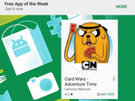 Google Play store gets Free App of the Week section