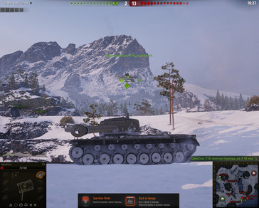 World of Tanks 1.0 in-game 5