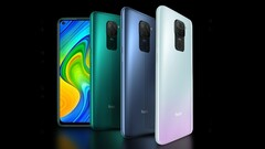 The Redmi Note 9 has been upgraded to MIUI 12 in more regions. (Image source: Xiaomi)