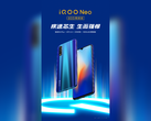 iQOO intros the Neo 855 Racing Edition. (Source: Weibo)