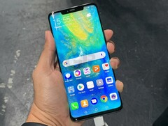 The Huawei Mate 20 Pro. (Source: BGR)