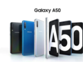 You can now get a free Galaxy A50 with every Galaxy S20+