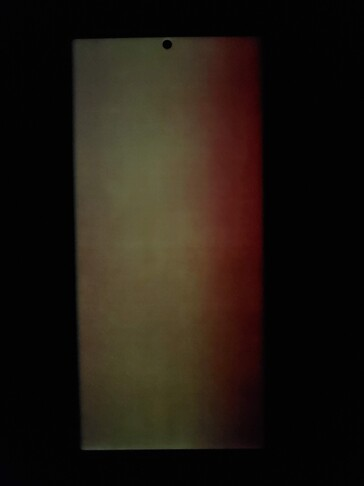 Galaxy Note 20 Ultra. (Image source: Reddit - u/efuentay216)