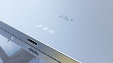 "The ""new iPad Air"" from multiple angles. (Source: SvetApple)"