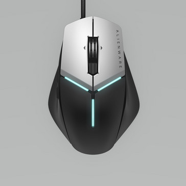 Alienware Elite Mouse AW959. (Source: Dell/Alienware)
