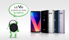 LG has announced Android Oreo rollout for the South Korean market. (Source: LG)
