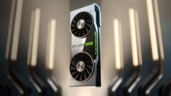 The GeForce RTX 2080 SUPER does not offer a huge jump in performance over its predecessor. (Image source: NVIDIA)