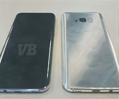 The Samsung Galaxy S8 is expected to be completely redesigned. (Source: VentureBeat)