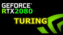 The GeForce RTX 2080 name is almost confirmed. (Source: AdoredTV on YouTube)