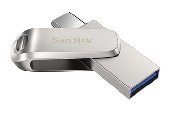 SanDisk Ultra Dual Drive Luxe USB-C 1 TB stick (Source: WD)