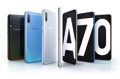 Samsung Galaxy A70 now official (Source: Samsung Global Newsroom)