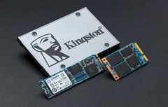 Kingston launches UV500 3D-NAND SSD in M.2, mSATA, and 2.5-inch form factors (Source: Kingston)