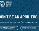 Today is World Backup Day, so you might want to ensure your essential digital assets are safe (Source: World Backup Day)