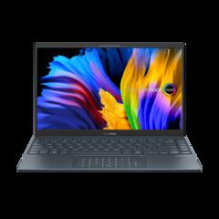 Asus ZenBook 13 UM325 features an OLED display and Ryzen 5000U APUs. (Image Source: Asus)
