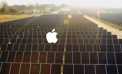 Apple wants to be powered by renewables as much as possible by 2020. (Source: GreenBiz)