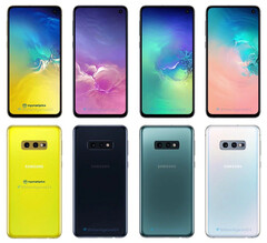 Samsung may have used the name S10e itself for the first time today. (Source: BGR)
