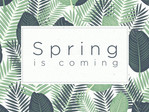 """Spring is coming,"" according to HTC. (Source: HTC Taiwan)"