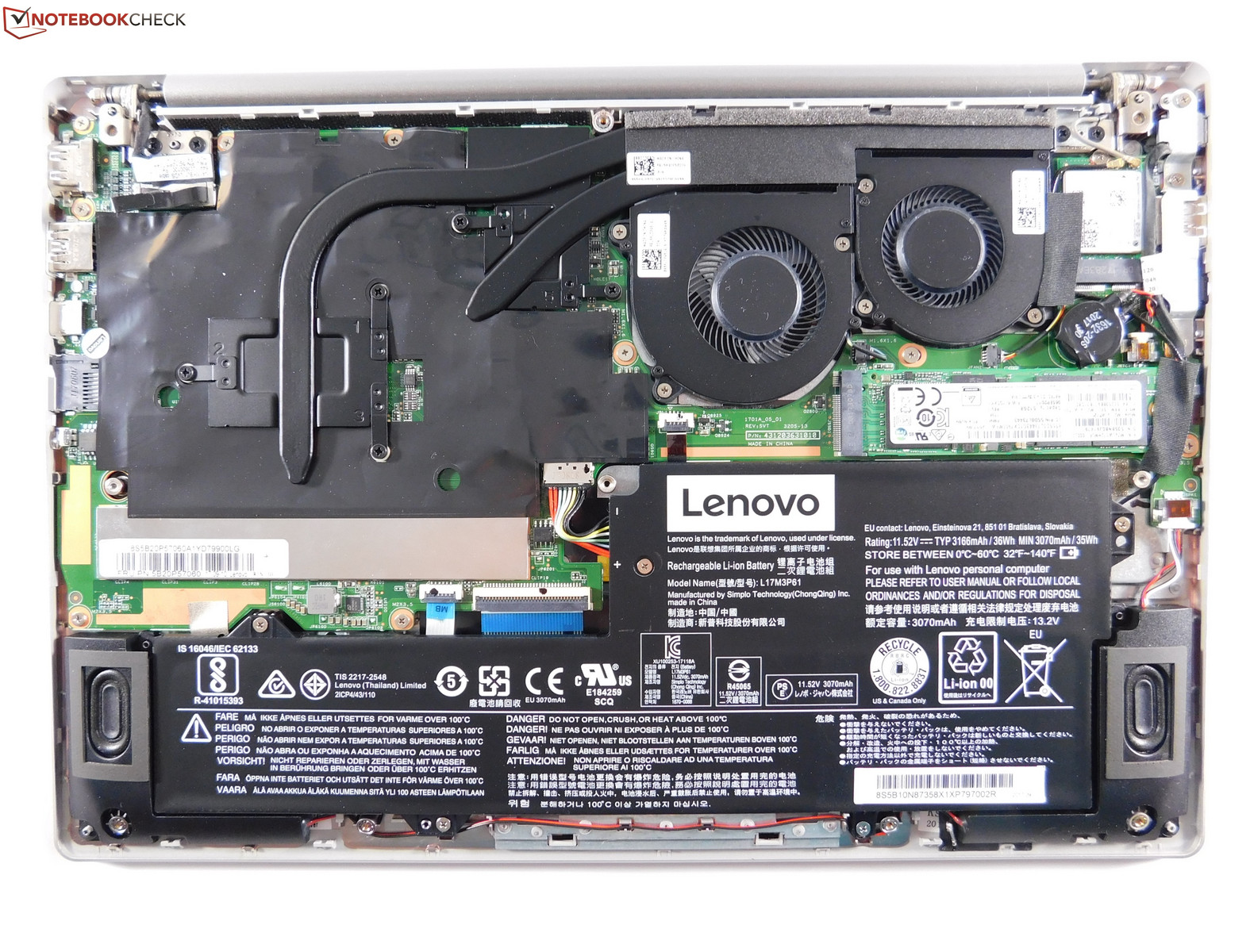 Lenovo IdeaPad 320S-13IKBR (i5-8250U, MX150) Laptop Review