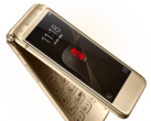 Samsung launches W2017 high-end flip phone for the Chinese market