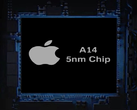 The Apple A14 Bionic's Geekbench score has been posted online