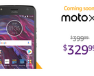 Prime position: Moto X4 to go on sale via Amazon Prime Exclusive tonight, will retail for $330