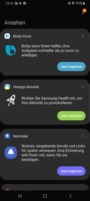 Software Samsung Galaxy A90 5G