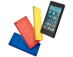 Amazon's refreshed Fire tablets now come in three new and colorful options. (Source: Amazon)