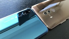 The Mate 10 and P20 series are receiving updates targeted at system improvements. (Image source: Handy.de)