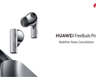 The FreeBuds Pro. (Source: Huawei)