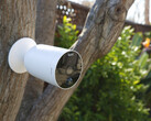 The new Kami Wire-Free Outdoor Camera. (Source: Kami)