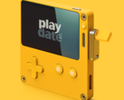 The PlayDate is an all-new handheld gaming console coming early 2020. (Source: Panic)