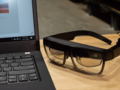 The new ThinkReality A3 glasses. (Source: Lenovo)