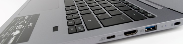 Acer Swift 3 SF313 (Core i5-8250U, 8 GB, 256 SSD, FHD) Laptop Review