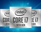 The Core i7-10710U may be Intel's flagship Comet Lake U processor. (Image source: Intel)
