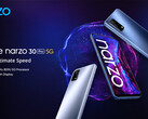 Realme introduces the Narzo 30 Pro. (Source: Twitter)