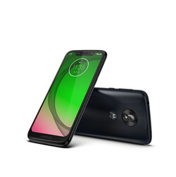 The Motorola Moto G7 Play smartphone review. Test device courtesy of Motorola Germany.