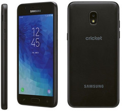 Samsung Galaxy Amp Prime 3 Android phone hits Cricket Wireless (Source: Samsung US)