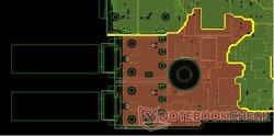 Proper PCB layout is essential for quality audio output. (Image source: MSI)