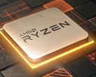 The jump form 12 nm to 7 nm should bring serious performance boosts for the Ryzen 3000 CPUs. (Source: AMD)