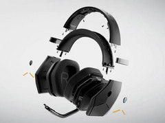 Alienware AW988 Wireless Gaming Headset now up for sale mid-June 2018 (Source: Dell United States)